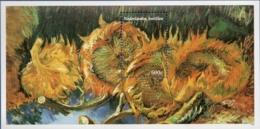 Dutch Antilles 2005 V Gogh Sunflowers Block Issue MNH 19th Century - Moderne