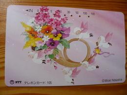 Phonecard Japan 290-440 Moe Nagata - Japon