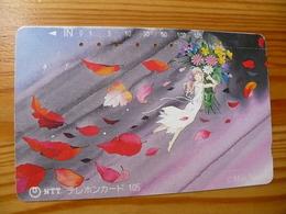 Phonecard Japan 290-335 Moe Nagata - Japon