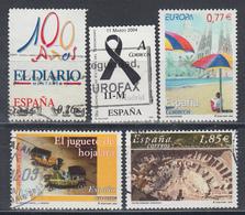 2003 - 2004  LOTE DE SELLOS - 1931-Today: 2nd Rep - ... Juan Carlos I