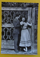 Coppia Innamorati Frase D'amore Cartolina Bromofoto Vera Fotografia - Couples