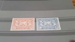 LOT 436590 TIMBRE DE FRANCE NEUF** LUXE N°244/245 - France