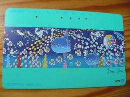 Phonecard Japan 231-005 - Japon