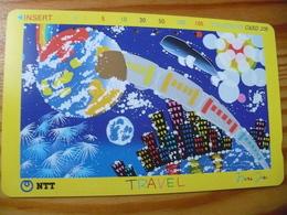 Phonecard Japan 231-054 - Japon