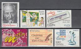 2006-2007  LOTE DE SELLOS USADOS. - 1931-Today: 2nd Rep - ... Juan Carlos I