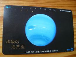 Phonecard Japan 230-175 Space - Japon
