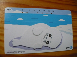 Phonecard Japan 231-203 Seal - Japon