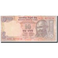 Billet, Inde, 10 Rupees, 1996, KM:89a, TTB+ - Inde