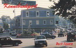 Maine Kennebunkport Dock Square