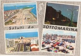 18/FG/19 - VENEZIA - SOTTOMARINA: Vedutine - Venezia