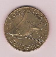 - 17 - La Rochelle - L'Aquarium N°1  Le Requin Gris  2013 - Monnaie De Paris