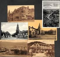 Alle Sur Semois - Petit Lot Sympa 6 Cartes (Hotel Hoffmann, De La Semois, Auberge..) - Vresse-sur-Semois