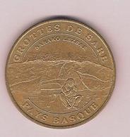 - 64 - SARE Grottes De Sare N°1 SARAKO LEZEAC 2003 B Cote 10 € - Monnaie De Paris