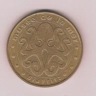 - 64 - BIARRITZ - Le Musée De La Mer N°1 2003 B Cote 11 € - Monnaie De Paris