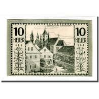 Billet, Autriche, Bodendorf O.Ö. Gemeinde, 10 Heller, Texte, 1920, 1920-07-04 - Autriche