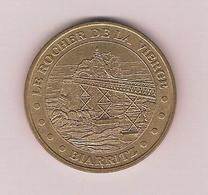 - 64 - BIARRITZ - Le Rocher De La Vierge  2003 B Cote 14 € - Monnaie De Paris