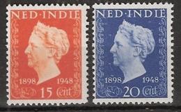 Ned Indie 1941 Wilhelmina NVPH 347 Postfris/MNH/** - Indes Néerlandaises