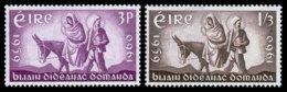 Ireland, 1960, World Refugee Year, WRY, United Nations, MNH, Michel 144-145 - Ireland