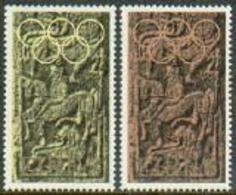 Ireland, 1972, Irish Olympic Committee, Olympic Games, Sports, MNH, Michel 281-282 - Ireland