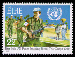 Ireland, 1985, Peacekeeping Forces, United Nations, MNH, Michel 568 - Ireland