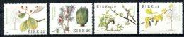 Ireland, 1984, Trees, Blossoms, Flora, Nature, MNH, Michel 532-535 - Non Classificati