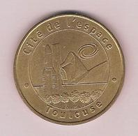- 31 - TOULOUSE - Cité De L'Espace N°1 La Fusée Ariane N°1  2003 H Cote 22 € - Monnaie De Paris
