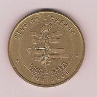 - 31 - TOULOUSE - Cité De L'Espace N°2 La Station Spatiale MIR  2003 B Cote 16 € - Monnaie De Paris