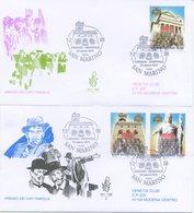 SAN MARINO - FDC VENETIA  2006 - ARENGO - VIAGGIATE - FDC