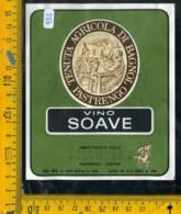 Etichetta Vino Liquore Soave Bagnoli Pastrengo Verona - Etichette