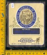 Etichetta Vino Liquore Tenuta Di Bagnol  Pastrengo Verona - Etichette