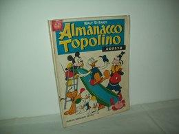 Almanacco Topolino (Mondadori 1961) N. 8 - Disney