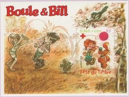 N° Yvert & Tellier 46 (Blocs Et Feuillets) - Boule & Bill (1) - Blocks & Kleinbögen