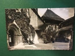 Cartolina Château De Chillon - Cour Et Escalier D'Honneur - 1950 - Cartoline