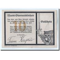 Billet, Autriche, Oberneukirchen O.Ö. Marktgemeinde, 10 Heller, Eglise, SPL - Autriche