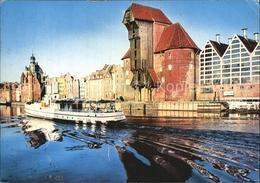 72434534 Gdansk Partie Am Wasser - Polen