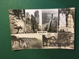 Cartolina Brand Sachs - Schweiz 1928 - Cartoline