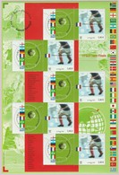 N° Yvert & Tellier 49 (Blocs Et Feuillets) - Champions Du Monde De Foot-Ball (Recto-Verso) (2) - Blocks & Kleinbögen