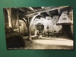 Cartolina Château De Chillon - Corps De Garde - 1927 - Cartoline