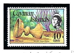 Cayman Is 347B MNH 1979 Gold Chalice - Iles Caïmans