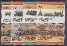 St Vincent Grenadines 1985 Trains (3rd Series) Unmounted Mint. - St.Vincent & Grenadines