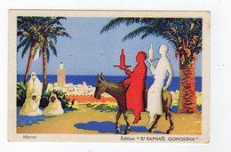 Jan19    83708   ST RAPHAEL   QUINQINA    Maroc - Publicité