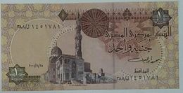 Egypt One Pound Issued 2001 UNC - Egypte
