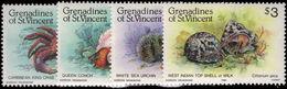 St Vincent Grenadines 1985 Shell Fish Unmounted Mint. - St.Vincent & Grenadines