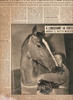 (pagine-pages)LONGCHAMP:SAINT CRESPIN Gente1959/42. - Libri, Riviste, Fumetti