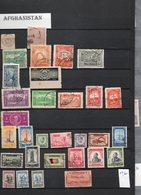 ASIE LOT **/*/o - Timbres