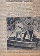 (pagine-pages)LUIGI DE FILIPPO Gente1959/42. - Books, Magazines, Comics