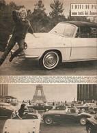 (pagine-pages)BRIGITTE BARDOT Gente1959/42. - Libri, Riviste, Fumetti