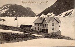 Djupvashytten 1000 M - Norvège