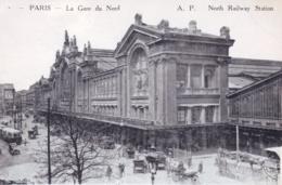 75 -  PARIS  - La Gare Du Nord - Métro Parisien, Gares