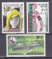 1978 Nr 1881-83** Filantropische Uitgifte, Postfris Zonder Scharnier. - Belgique